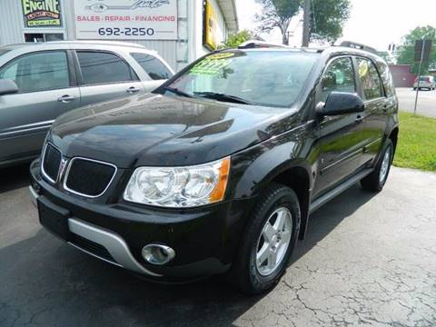 2007 Pontiac Torrent for sale in North Tonawanda, NY