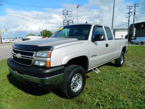 2006 Chevrolet Silverado 2500HD for sale in North Tonawanda, NY