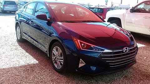 2020 Hyundai Elantra for sale in Socorro, TX