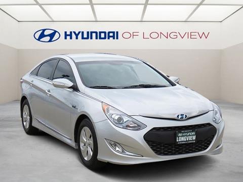 2013 Hyundai Sonata Hybrid for sale in Longview, TX