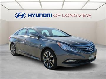 2014 Hyundai Sonata for sale in Longview, TX