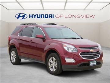 2016 Chevrolet Equinox for sale in Longview, TX