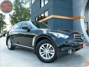 2013 Infiniti FX37 for sale in Richland, MS