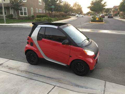 2011 Smart fortwo for sale in Colton, CA