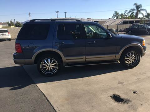 2003 Ford Explorer for sale at Inland Motors LLC in Riverside CA