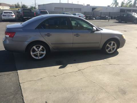 2007 Hyundai Sonata for sale at Inland Motors LLC in Riverside CA