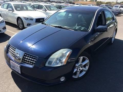 2006 Nissan Maxima for sale at Inland Motors LLC in Riverside CA