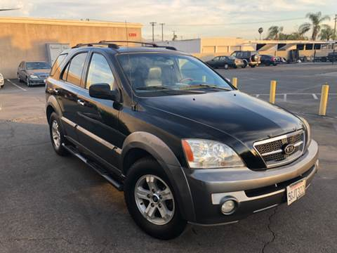 2003 Kia Sorento for sale at Inland Motors LLC in Riverside CA