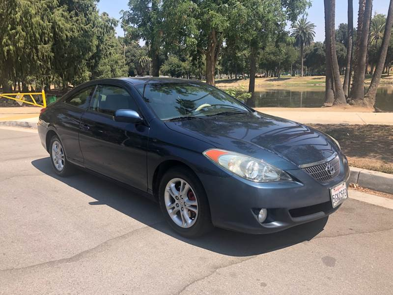 2004 Toyota Camry Solara for sale at Inland Motors LLC in Riverside CA