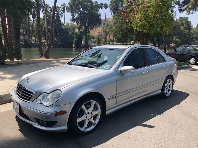 2007 Mercedes Benz C Class For Sale At Inland Motors LLC In Riverside CA