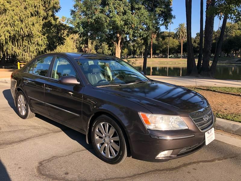 2009 Hyundai Sonata For Sale At Inland Motors LLC In Riverside CA