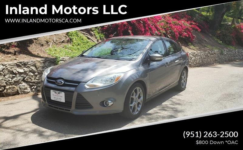 Inland Motors Llc Car Dealer In Riverside Ca