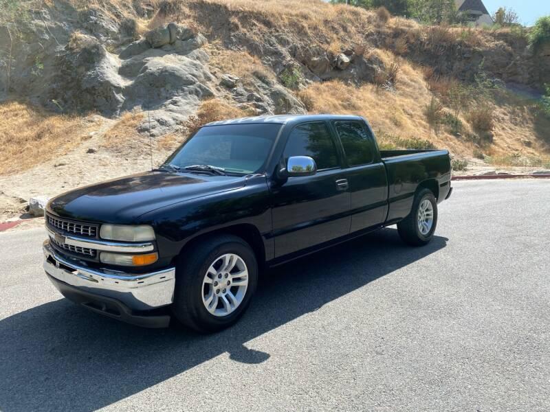 2002 Chevrolet Silverado 1500 for sale at Inland Motors LLC in Riverside CA