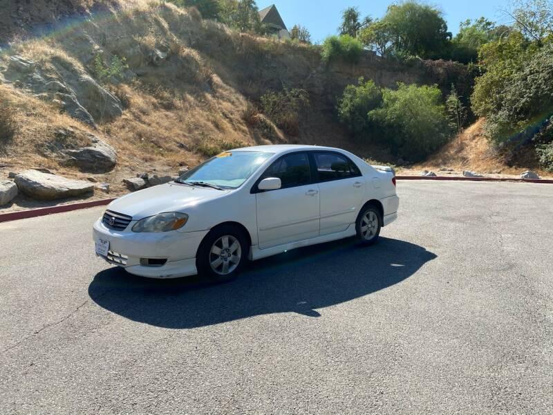 2004 Toyota Corolla for sale at Inland Motors LLC in Riverside CA