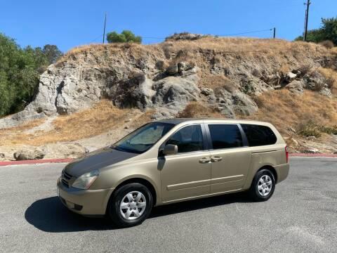 2006 Kia Sedona for sale at Inland Motors LLC in Riverside CA