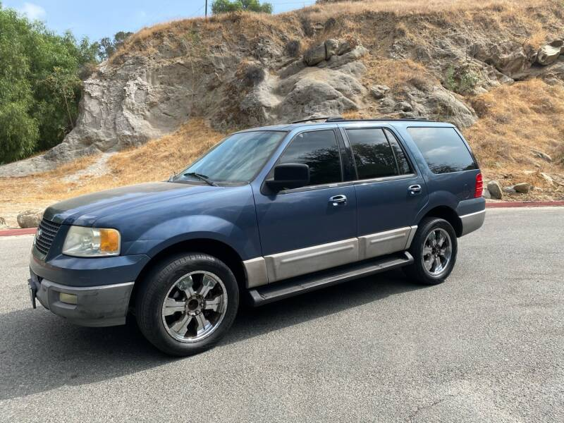 2003 Ford Expedition for sale at Inland Motors LLC in Riverside CA