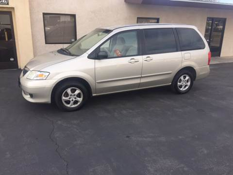 2002 Mazda MPV for sale in Colton, CA