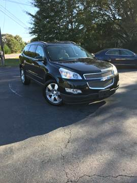 2011 Chevrolet Traverse for sale in Shelby, NC