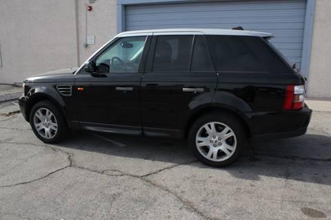 2006 Land Rover Range Rover Sport for sale in Las Vegas, NV