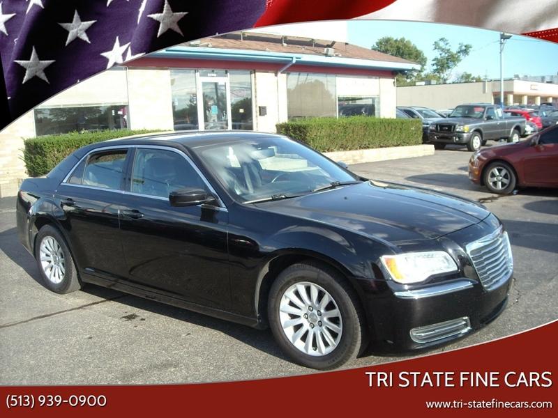 2013 Chrysler 300 For Sale >> 2013 Chrysler 300 Tri State Fine Cars