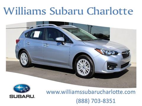 2018 Subaru Impreza for sale in Charlotte, NC