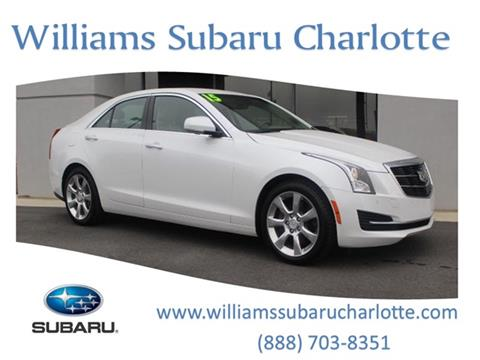 2015 Cadillac ATS for sale in Charlotte, NC