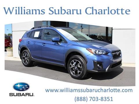 2018 Subaru Crosstrek for sale in Charlotte, NC