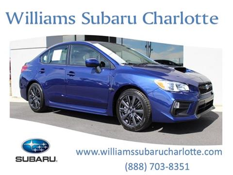 2018 Subaru WRX for sale in Charlotte, NC