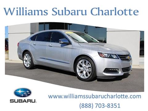 2015 Chevrolet Impala for sale in Charlotte, NC