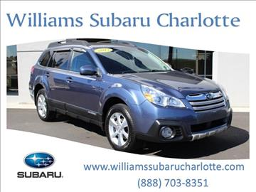2013 Subaru Outback for sale in Charlotte, NC