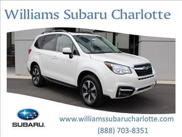 2017 Subaru Forester for sale in Charlotte, NC