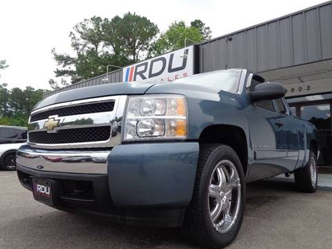 2008 Chevrolet Silverado 1500 for sale in Raleigh, NC