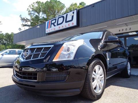 2011 Cadillac SRX for sale in Raleigh, NC