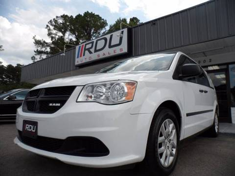 2015 RAM C/V for sale in Raleigh, NC