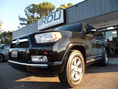 2010 Toyota 4Runner for sale in Raleigh, NC