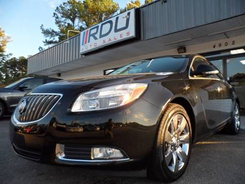 2012 Buick Regal for sale in Raleigh, NC