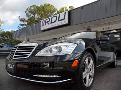 2011 Mercedes-Benz S-Class for sale in Raleigh, NC