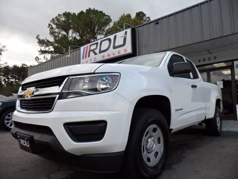2015 Chevrolet Colorado for sale in Raleigh, NC