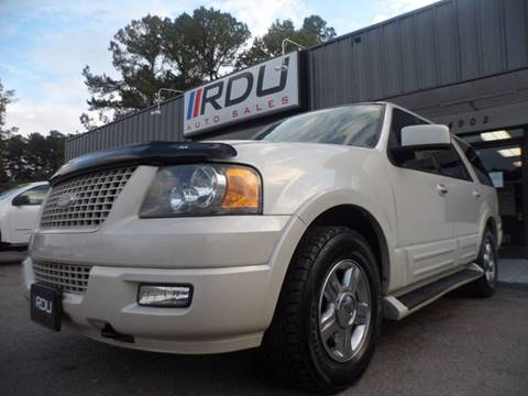 2006 Ford Expedition for sale in Raleigh, NC