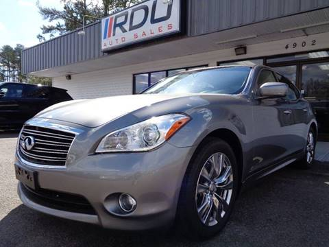 2013 Infiniti M37 for sale in Raleigh, NC