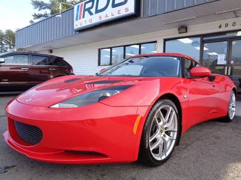 2011 Lotus Evora for sale in Raleigh, NC
