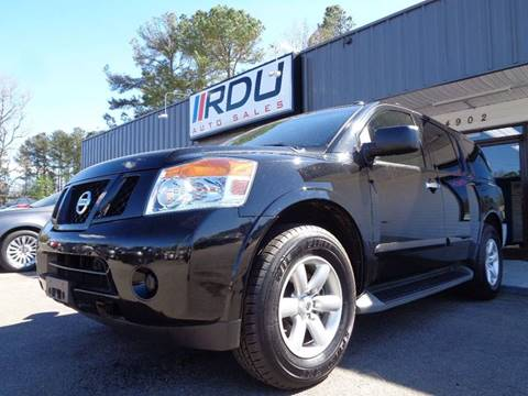 2014 Nissan Armada for sale in Raleigh, NC