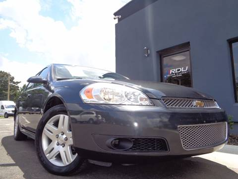 2013 Chevrolet Impala for sale in Raleigh, NC