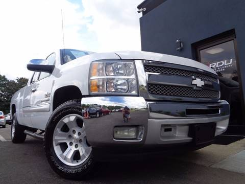 2012 Chevrolet Silverado 1500 for sale in Raleigh, NC