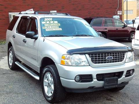 2005 Ford Explorer for sale in Glassport, PA