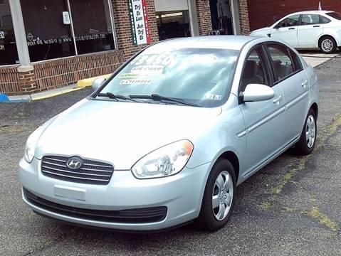 2008 Hyundai Accent for sale in Glassport PA