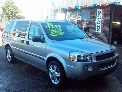 2005 Chevrolet Uplander for sale in Glassport PA