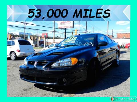 2003 Pontiac Grand Am for sale in Glassport, PA
