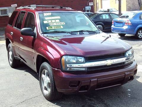 2007 Chevrolet TrailBlazer for sale in Glassport, PA