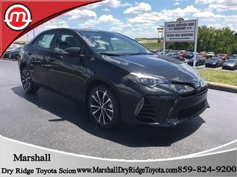 2017 Toyota Corolla for sale in Dry Ridge, KY